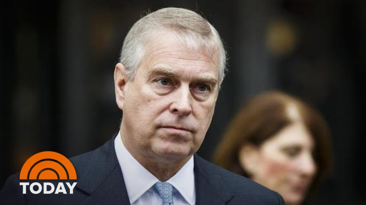 Prince Andrew Steps Away From Royal Duties After Jeffrey Epstein Interview | TODAY