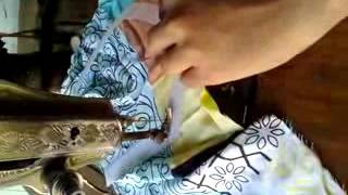 kameez neck cutting and stitching method : neck designs