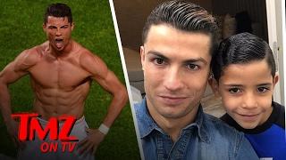 Video Cristiano Ronaldo Is Having A Baby? | TMZ TV download MP3, 3GP, MP4, WEBM, AVI, FLV November 2018