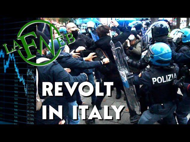 Here's what's happening in Italy
