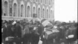 Arrival Of Immigrants - Ellis Island 1906