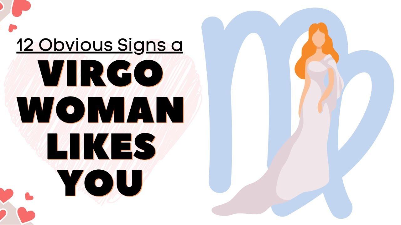 How virgo woman shows love
