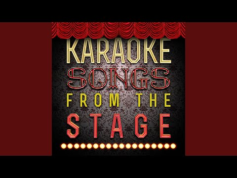 Someone Like You (In the Style of Jekyll and Hyde) (Karaoke Version)