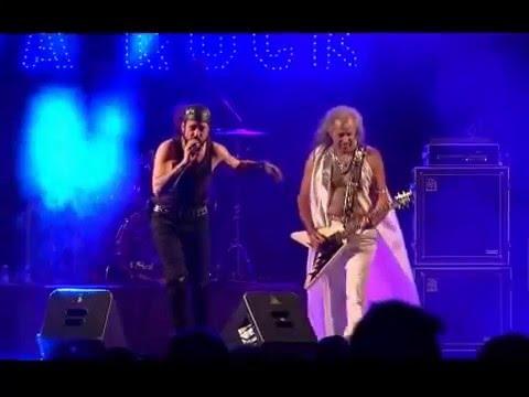 EVA-ROCK (Live) Multiusos Sanchez Paraiso (Salamanca)