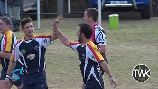 Club Rugby Action - 1st Piet Retief vs Ladysmith Bulldogs 07-07-18