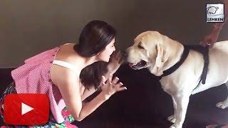 Anushka Sharma Sings Bulleya To Her Pet | Ae Dil Hai Mushkil | LehrenTV