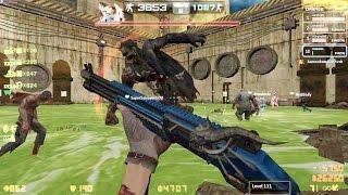 Counter-Strike Nexon: Zombies - Jack Zombie boss Fight (Hard4) online gameplay on Memories map