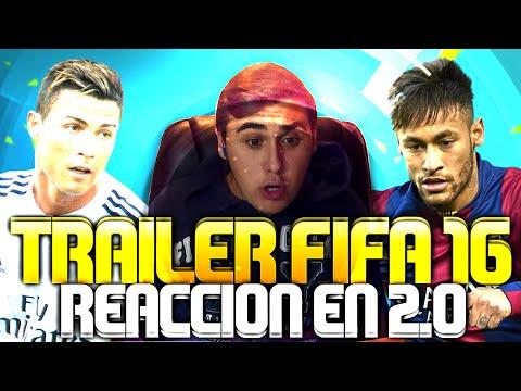 FIFA | ¡Reacción al nuevo trailer de FIFA 16 en 2.0! - WoloHD