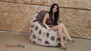 Бескаркасное кресло пенек или мешок(, 2012-12-04T09:25:36.000Z)