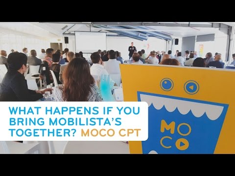 Highlights from MoCo Cape Town | Mobile Meet-Up | Mobile Tec