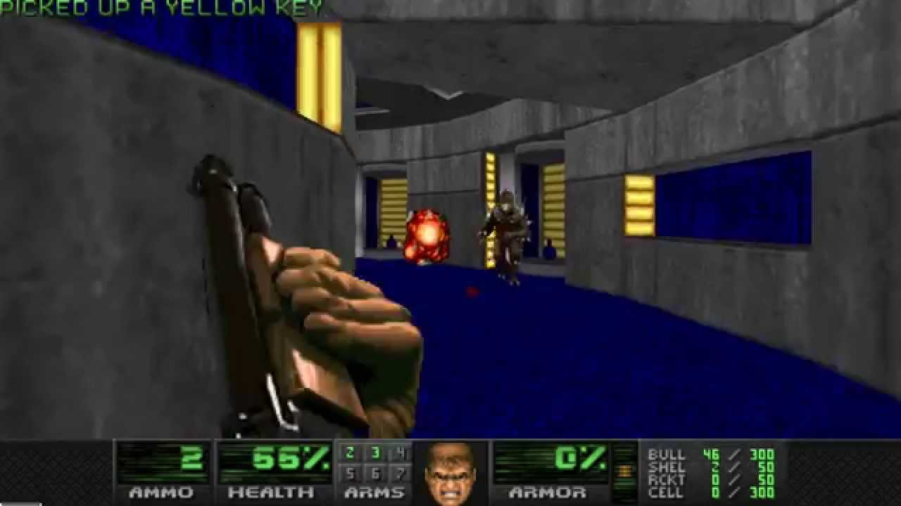 Unmoved By 'Doom II', This Guy Made His Own Hellish MegaWAD
