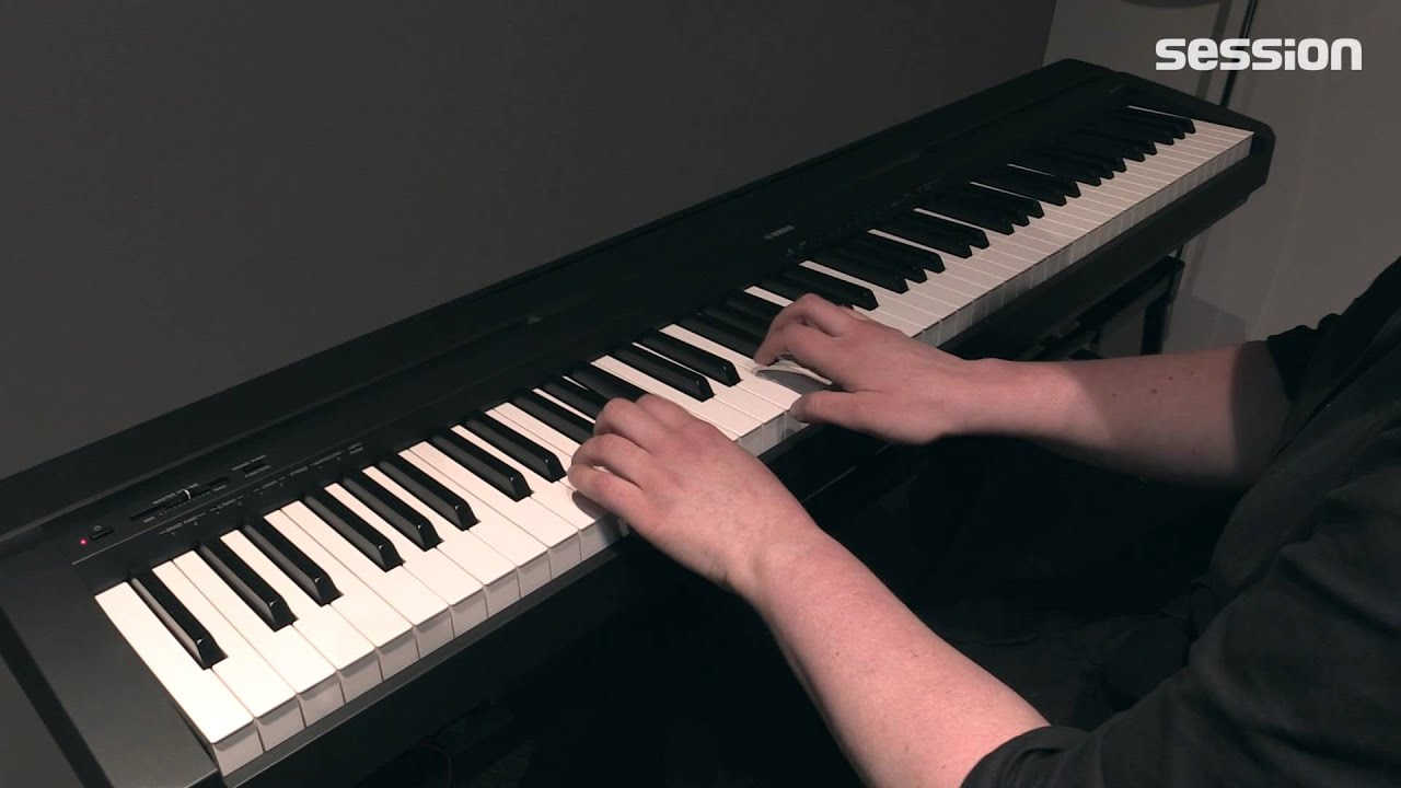 Yamaha p 45 b youtube for Yamaha b series piano