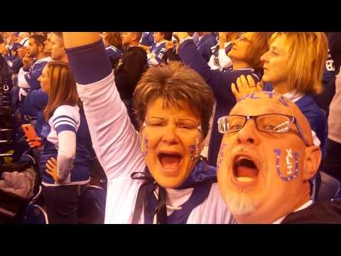 Indianapolis Colts Super Bowl XLI Reunion 11/20/16
