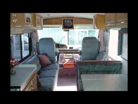 1993 Fleetwood Coronado Class A in Campbellsport WI  YouTube