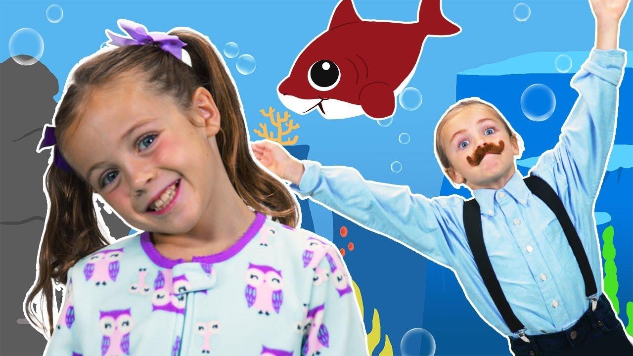 Kleurplaten Baby Tv.Baby Shark Dance Eliza Which Shark Is Eliza Sing And Dance
