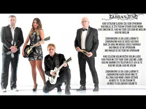CHARTER - Zabranjeno (official audio 2017)
