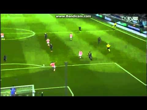 Goal Johnson F. ~Borussia Monchengladbach 1-0 Juventus~