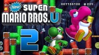 Let's Play New Super Mario Bros U Part 2: Der längste Secret Exit aller Zeiten