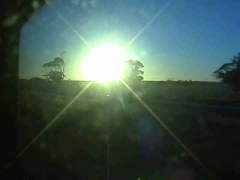 Sydney-Perth on the Indian Pacific Express train