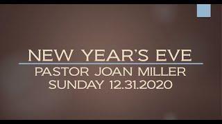 NE W YEAR'S EVE SERVICE