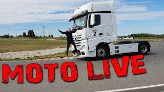 LIVE na 200 tysięcy subskrypcji - MOTO DORADCA LIVE - Na żywo