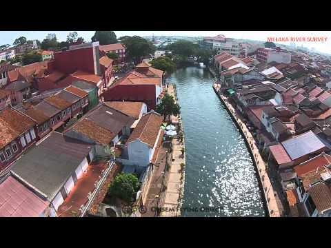 Melaka River Aerial Survey