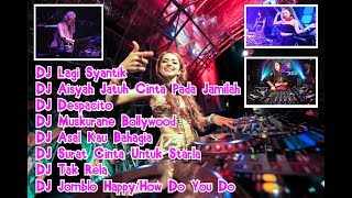 dj lagi syantik vs DJ Aisyah VS DJ Despacito...