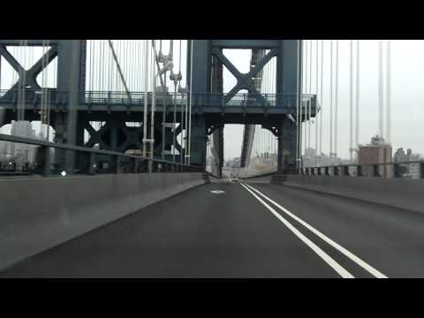 Manhattan Bridge westbound