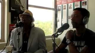 Bronzeville Radio Steve Cokely Jr Interview with Harold Lucas
