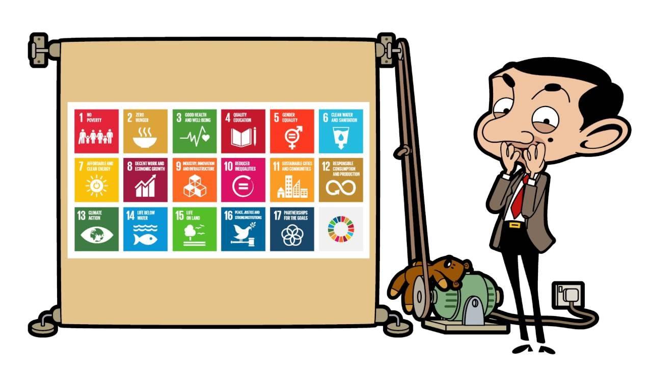 Download Mr Bean & The Global Goals | Global Goals