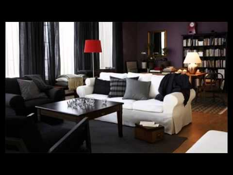 Small living dining room furniture arrangement youtube - Furniture arrangement small living room ...