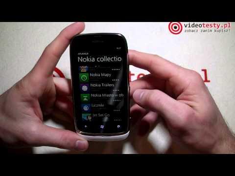 Nokia Lumia 610 Windows Phone 7.8 - videotesty.pl [PREZENTACJA]