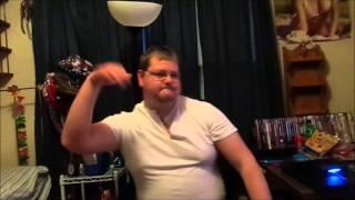 Tank actually sings Hulk Hogan theme song i