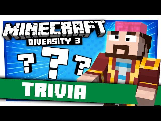 MY BRAIN HURTS! | Minecraft Diversity 3 | Part 13