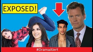 Sssniperwolf EXPOSED BAD! #DramaAlert Ray Diaz & 16 year old girl! FaZe Tfue UNFAIR!