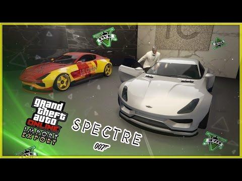 """GTA 5 Online ITA - L' AUTO DI JAMES BOND! MODIFICHE SPECTER CUSTOM & NUOVA MODALITÀ """"SPUNTANATI"""""""