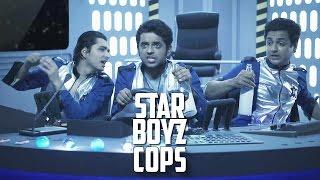 3 South Indian Boyz in Space | STAR BOYZ | COPS Ep 4 #LaughterGames