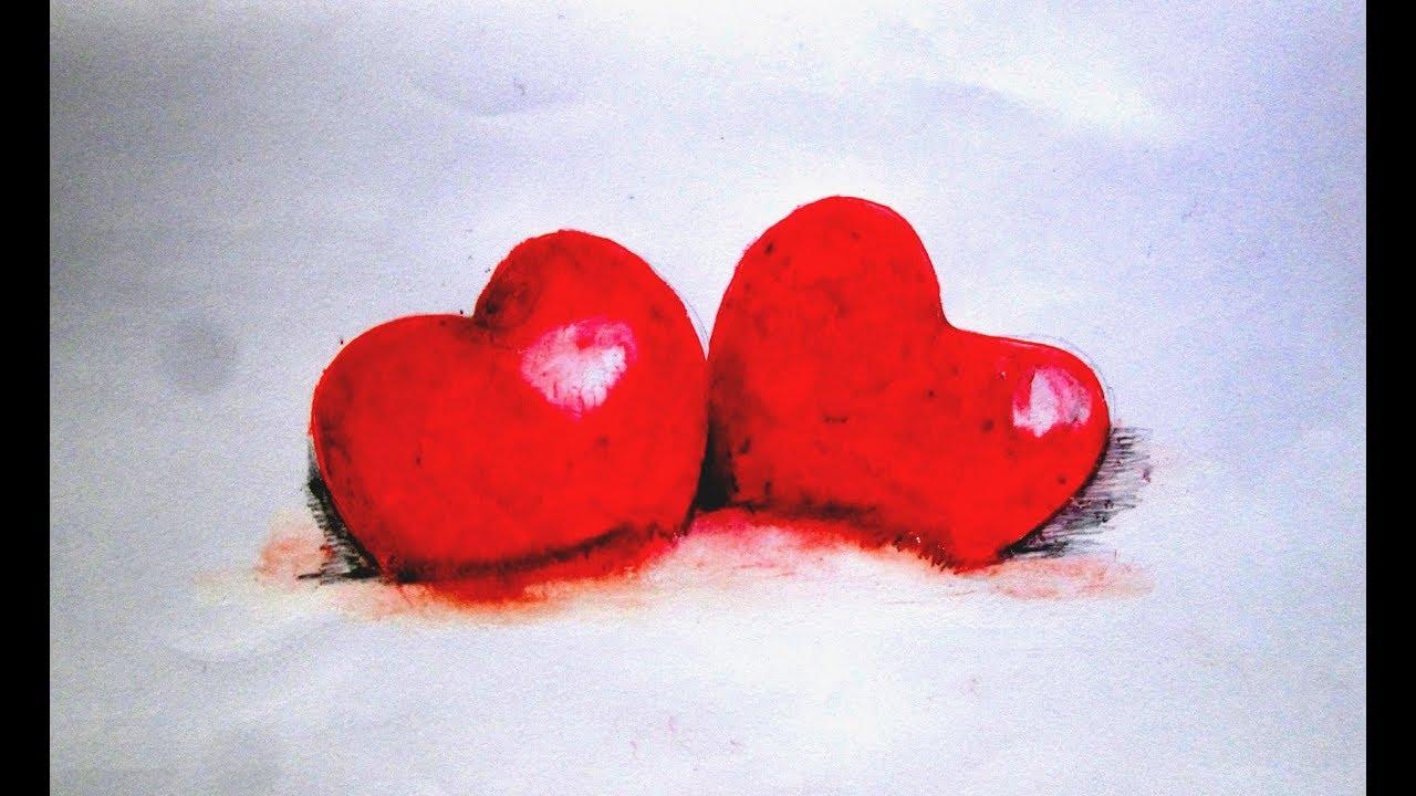 How to draw love symbols by indrajit art school youtube how to draw love symbols by indrajit art school biocorpaavc