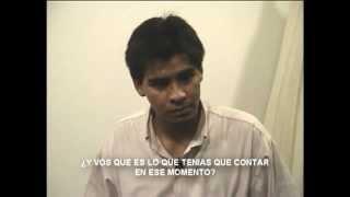 Confesion de Rodrigo Emanuel Chavarria hijo putativo del abogado Roberto Elio Gareca