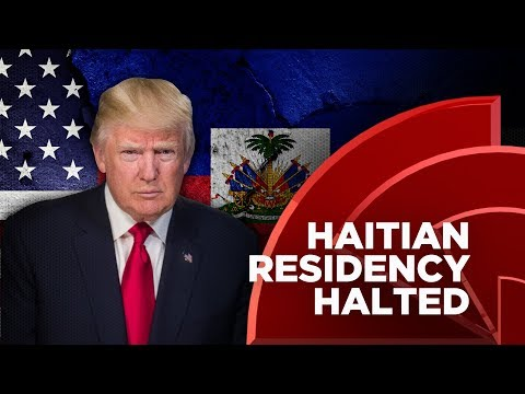 Trump Admin Ends Protected Status For Almost 60,000 Haitians In The US