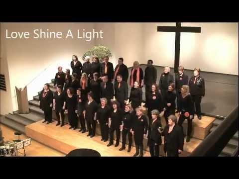 Love Shine A Light // Chornacht Leverkusen // Der etwas andere Kirchenchor