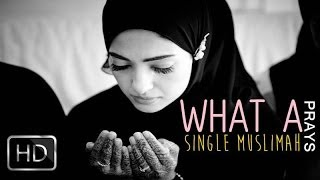 Dua For Single Muslimah For Her Future Husband | Background Nasheed Without Music | HD | YAFU - Stafaband