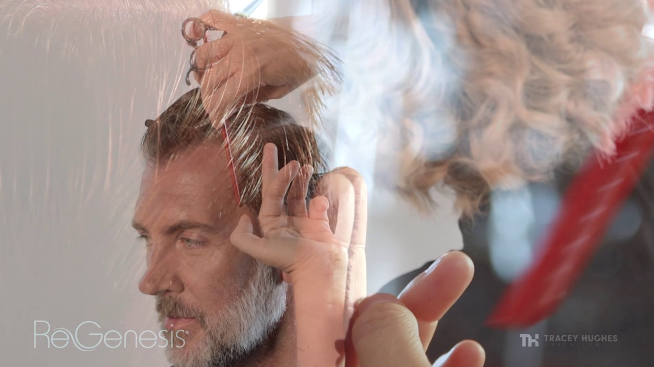 How-To: Masculine Cut For Thinning Men