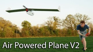 Air Powered Plane V2