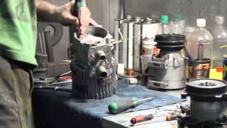 Обслуживание, разборка/ сборка и ремонт автономного отопителя Планар.