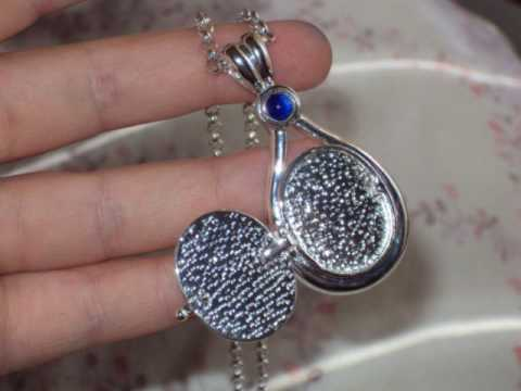 H2o Just Add Water Locket Pendant Necklace Youtube