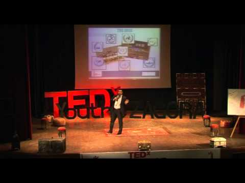 'It always seems impossible until it's done' ND: Mohammed Tahiri at TEDxYouth@Zagora