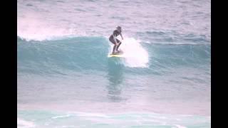 Jimmy Lewis 鯊魚浪板 2014年1月范森國內旅遊之台東衝浪