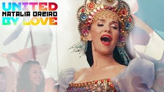 Смотреть клип Natalia Oreiro - United By Love