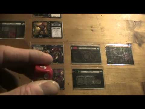 A Lonesome Gamer Plays Space Hulk Death Angel Pt 1